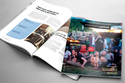 Magazine voor Vormingplus